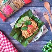 Fusilli Bakar Ayam Sisit Bali