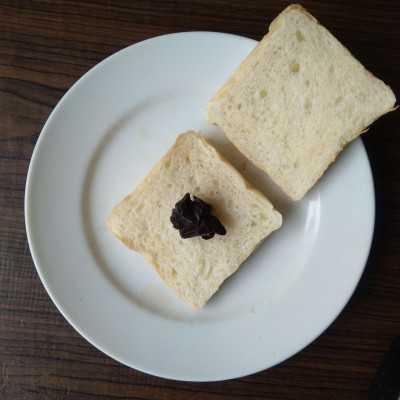 Step 1 Roti Krispi Isi Cokelat