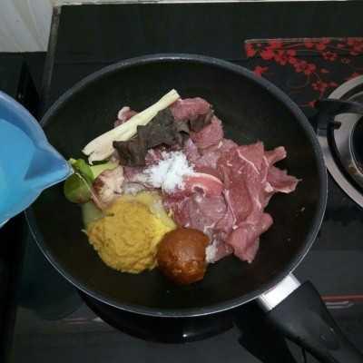 Step 3 Empal Daging Sapi