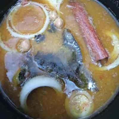 Step 8 Nasi Kebuli Ayam