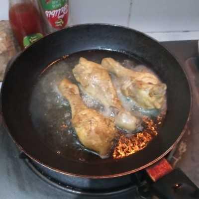 Step 9 Nasi Kebuli Ayam