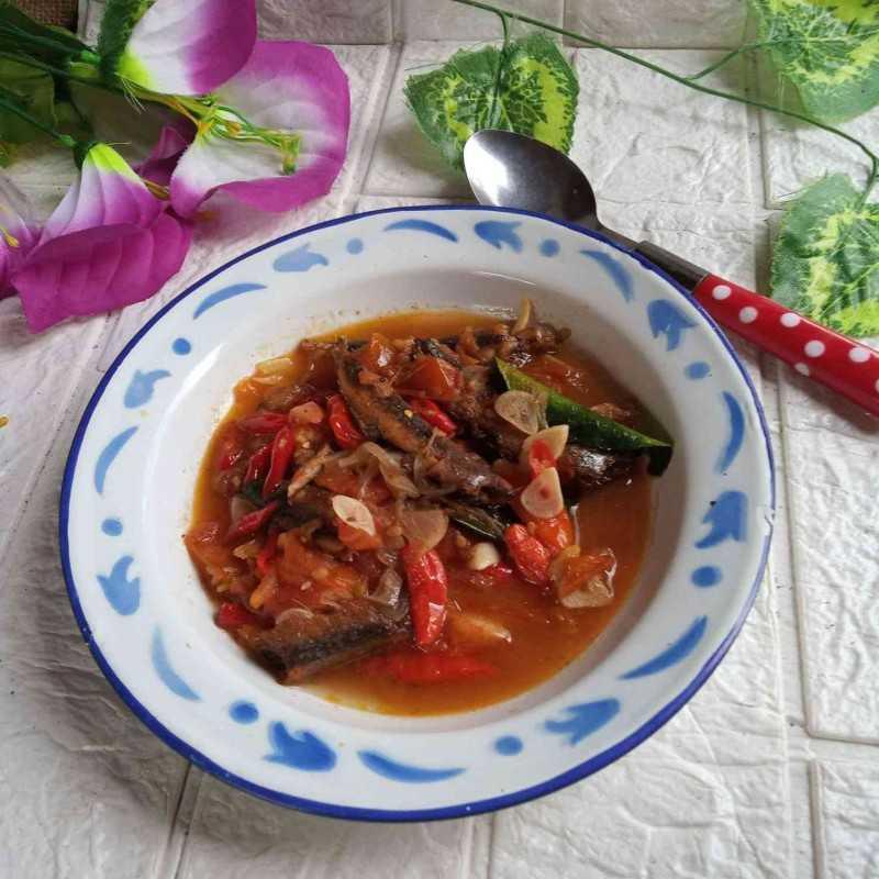Sarden Pindang Asam Manis Homemade