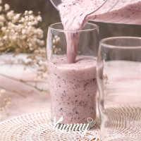 Yogurt With Purple Rice Youmie Ala Yummy
