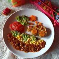 Steak Kentang Wortel Daging #YummyMPASIChallenge