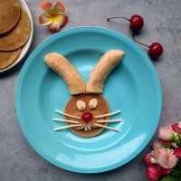 Bunny Banana Pancake #YummyMPASIChallenge
