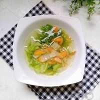 Bening Sawi Putih Wortel Tomat #YummyMPASIChallenge