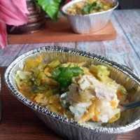 Nasi Kukus Tuna #YummyMPASIChallenge