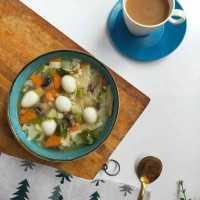 Sup Sehat Telur Puyuh #YummyMPASIChallenge