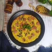 Omelet Fusili