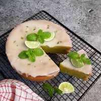Avocado Lime Cake