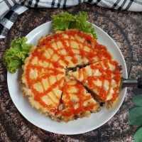 Pizza Macaroni Spicy