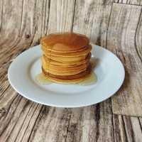 Pancake Susu