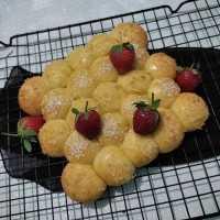 Bubble Bread (Metode Autolisis)